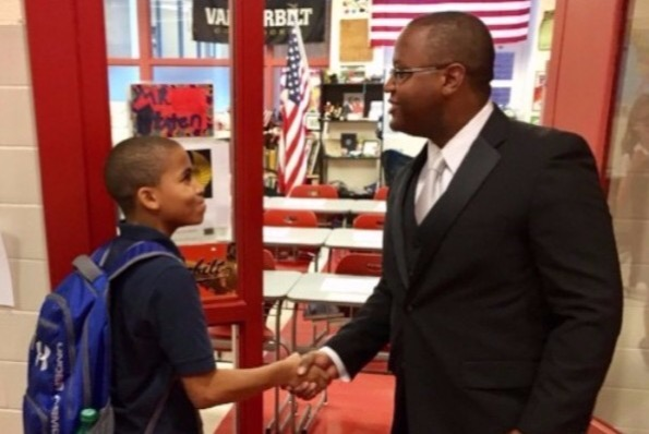 Participants in the May 24 tour of Washington Latin Public Charter School will learn about its classical curriculum. (Courtesy of Washington Latin PCS)