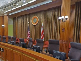 .C. Council chamber