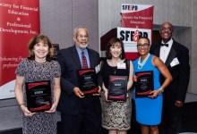 SFE&PD award recipients (Courtesy photo)