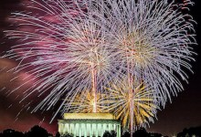 Fourth of July in the District of Columbia (Courtesy of the D.C. government)