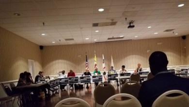 Prince George's County Central Committee approved a resolution that includes $6,000 donation to the Ben Jealous campaign with six weeks until Nov. 6 general election. (William J. Ford/The Washington Informer)