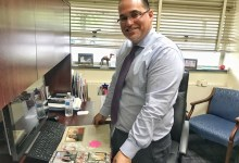 In his role in the PGCPS system, Tomas Rivera-Figueroa oversees the recruitment and hiring of Latino educators. (Courtesy of PGCPS)