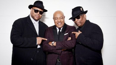 Peabo Bryson with Jimmy Jam & Terry Lewis