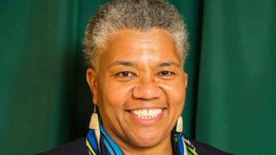 Telva McGruder, president of the General Motors African Ancestry Network (GMAAN) and director of facility engineering and manufacturing operations
