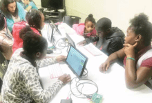 Youth from Ward 5 will participate in a pilot program at two venues, Brookland Manor and Noyes Elementary, that will provide instruction in computer science and engineering. (Courtesy of INSPR Media)