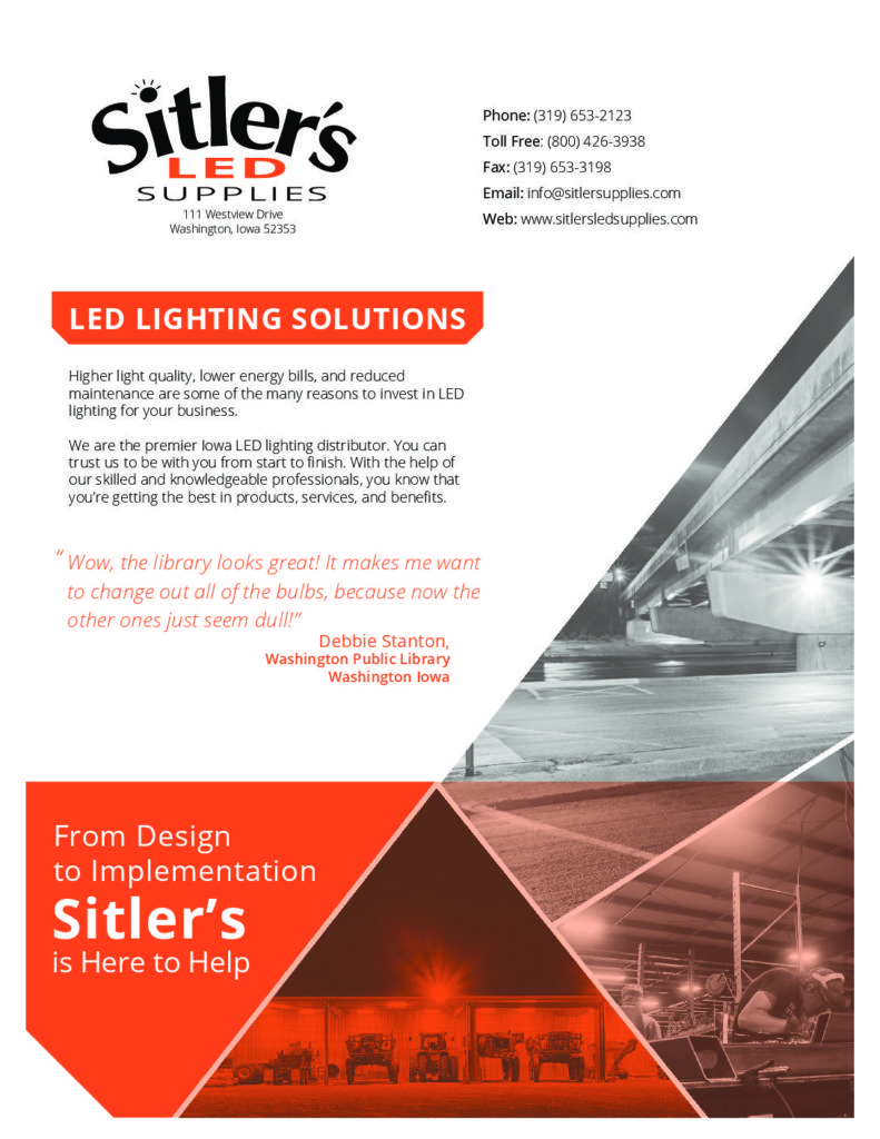 sitler s led supplies city of