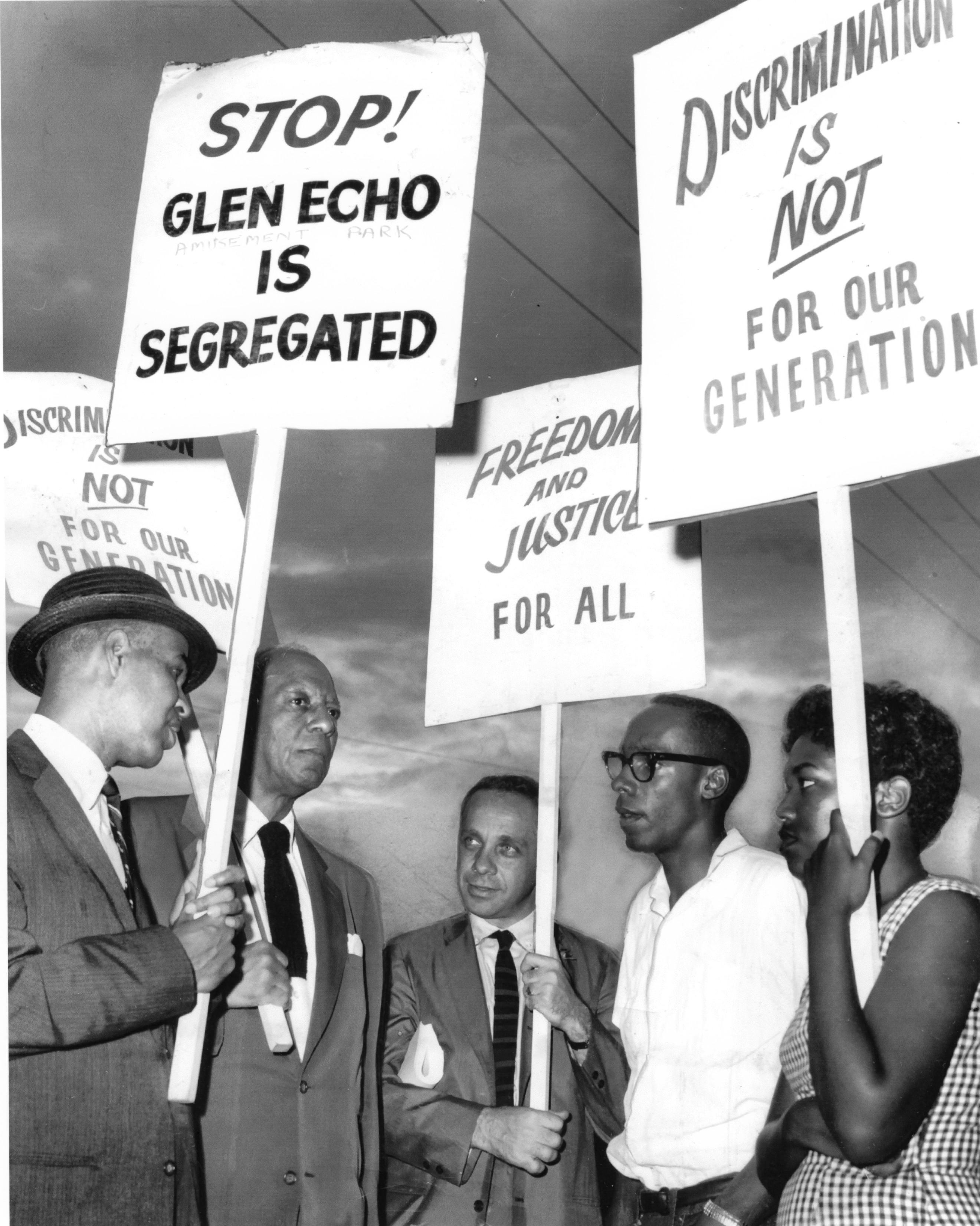 Historic Glen Echo Civil Rights Recalled