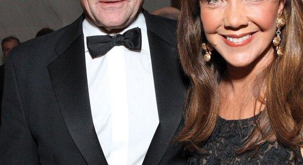 John Pyles and Barbara Harrison