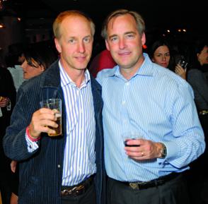 Joe Davies and Joe Stettinius