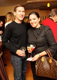 Rich Dutchman and Natalie Koss