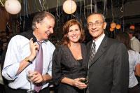 Bob Borosage, Erica Payne, and John Podesta