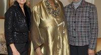 Jill Biden, Judith Jamison, and Marian Robinson
