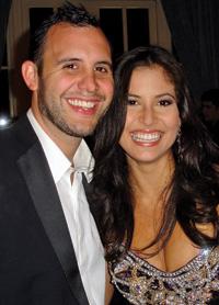 Mario Sacasaa and Xiomara Blandino