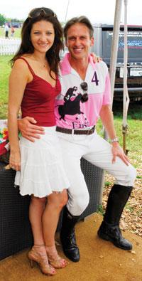 Nicki Kalokerinos and Mark Goode