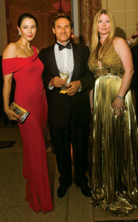 Victoria Keich, Jerzy Wrobel, and Natalia Marakova