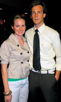 Becca Glover and her exemplary fiancé Pepper Watkins