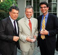 Conrad Cafritz, Tom Daschle, and Jason Grumet