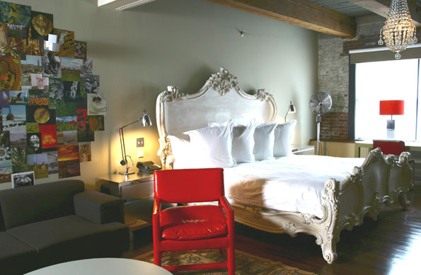 Nyc 39 s top boutique hotels washington life magazine for Best boutique hotels new york
