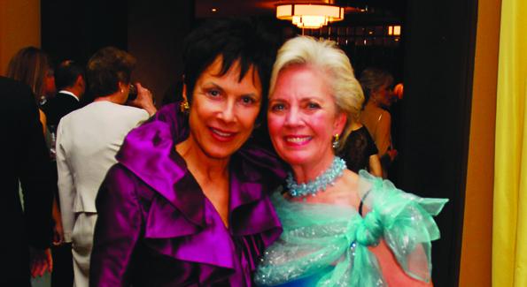 Deborah Houlihan and Betsy Holleman, Photo by Kyle Samperton