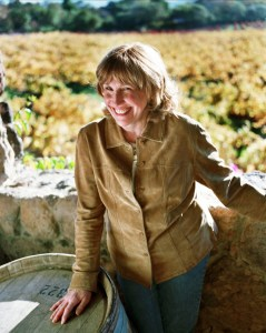 Jean Arnold Sessions, president of Hanzell Vineyards.