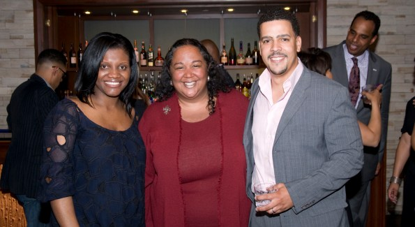 The Aba Agency's Aba Kwawu, Powerplayer Tanya Lombard, Frederick Benjamin's Alex Sutton