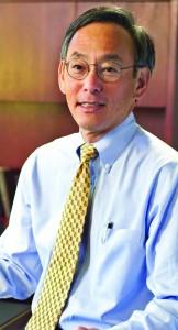 Secretary of Labor Steven Chu