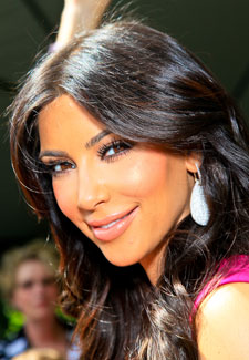 Kim Kardashian. Photo by Tony Powell. Tammy Haddad WHCAD Garden Brunch. May 1, 2010