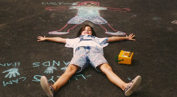 "Film still from ""The Kids Grow Up."" Photo provided by Silverdocs."