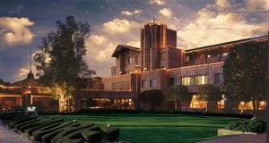 The famed Arizona Biltmore resort