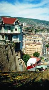 Funicular at Valpariso