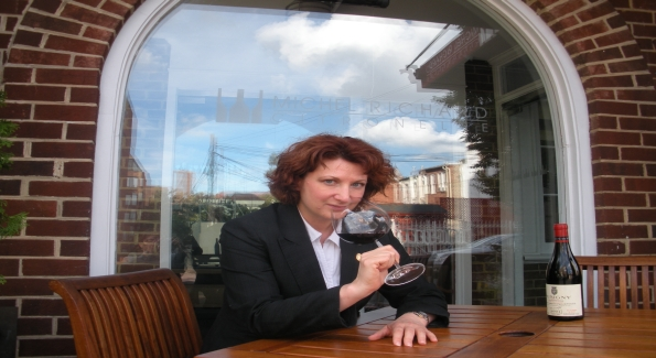 Citronelle Sommelier and Wine Director recently passed the exam to become a Master Sommelier.