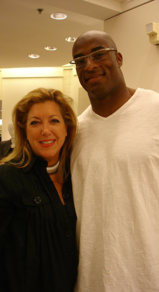 Lynni Megginson and Andre Carter.