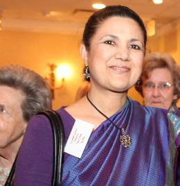 Ambassador Meera Shankar