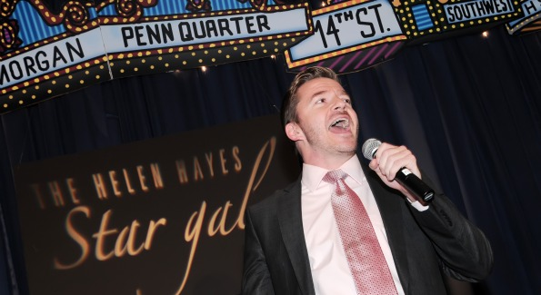 Preformer Will Gartshore stole the stage at the 2010 Helen Hayes Gala. Photos by Shannon Finney Photography.