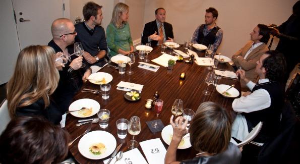The Creative Roundtable. Photo by Shmulik Almany.