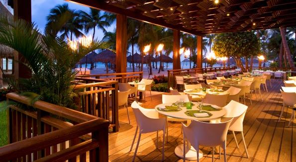 The Palms located at the Hyatt Resort & Casino.