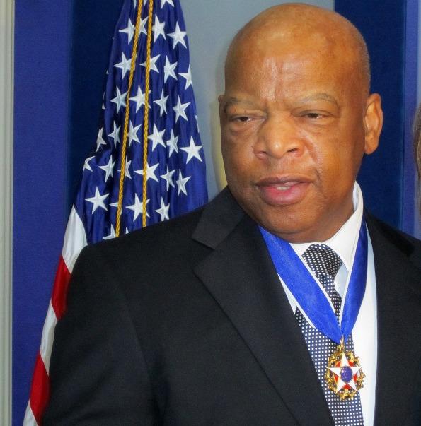 2010 medals of freedom washington life magazine - John lewis shopkins ...