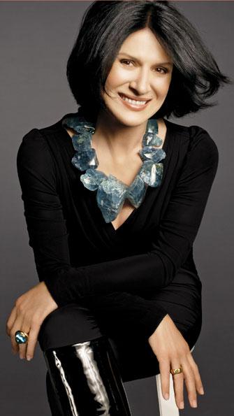 Lifestyles: Jewelry Icon Paloma Picasso