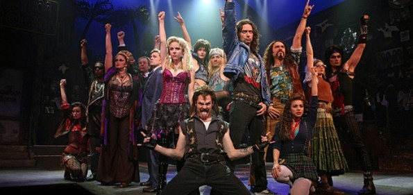 The US Tour Cast of Rock of Ages