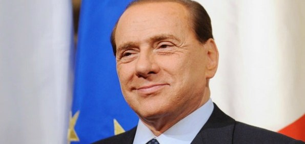 Silvio Berlusconi isn't the Premier Minister of Italy any more.