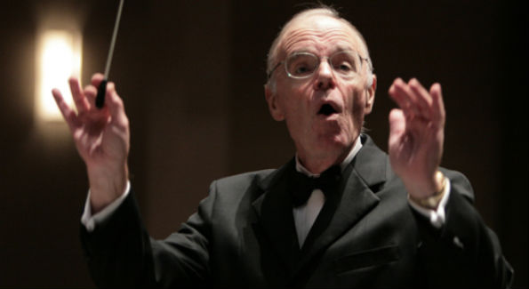 Conductor Robert Shafer will conduct the The City Choir of Washington at Washington National Cathedral on Sunday. (Photo courtesy of The City Choir of Washington)