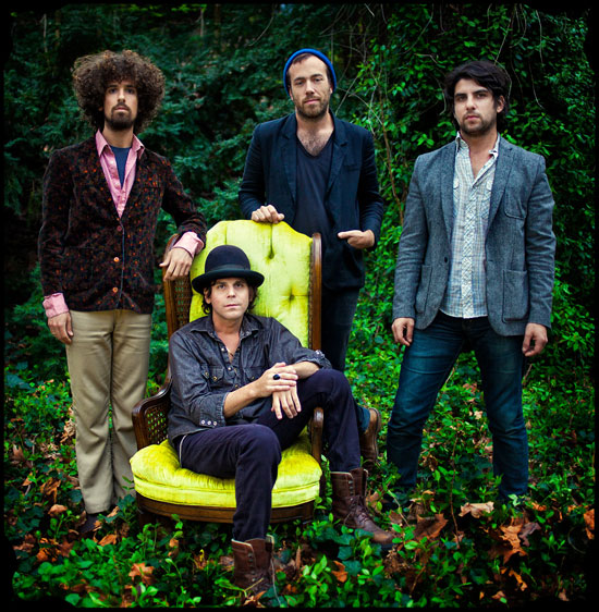 Langhorne Slim & The Law (Courtesy photo)