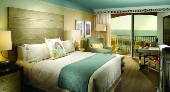 All 400 rooms and suites face the ocean. There is no bad view here. (Courtesy Photo)