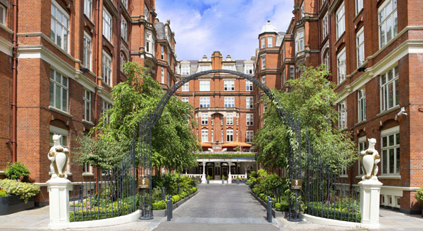 London's St. Ermin Hotel (Courtesy photo)