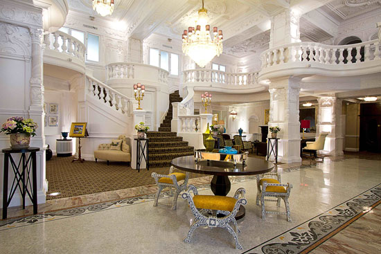 The lobby (Courtesy photo)