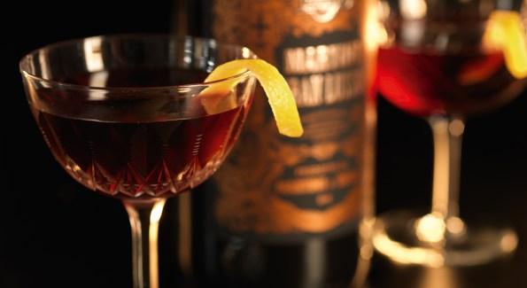 Martini Gran Lusso is great in a riff on the Martinez. Photo courtesy of Martini.
