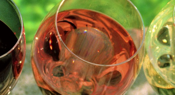 Rosé wines from Provence are bright, sunny and fresh. Photo courtesy of Francois Millo and CIVP.