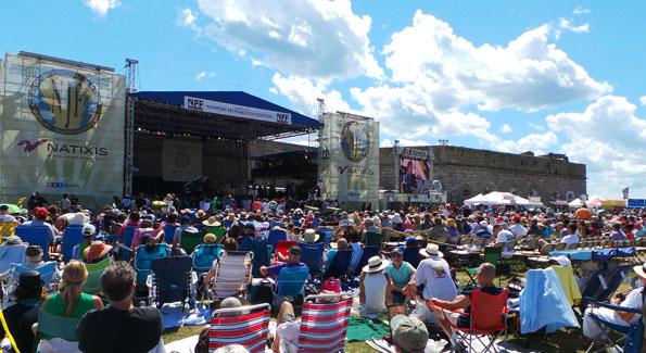 Newport Jazz Festival 2013 (Photo by Steve Garfield via Flickr)
