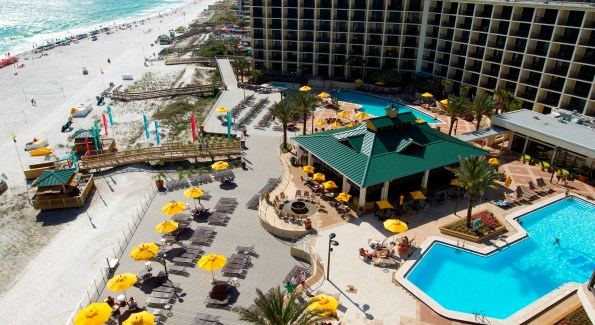 The Hilton Sandestin is the only full-service resort on Florida's Emerald Coast. Photo courtesy the Hilton Sandestin.
