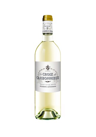 Crisp, elegant and mineral-driven, white Bordeaux lets a dish's flavors shine through. Photo courtesy of Chateau Carbonnieux.
